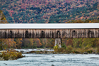 Dummerston Covered Bridge, Vermont, USA