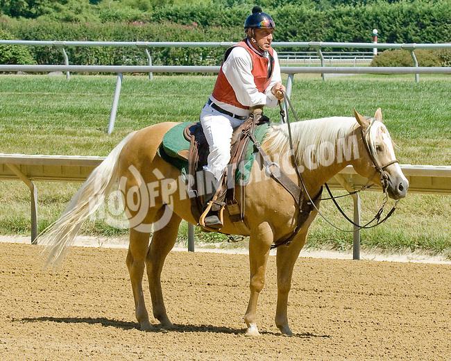 Dumont at Delaware Park on 7/25/12