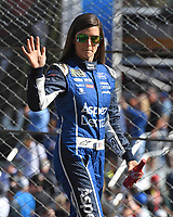 HOMESTEAD, FL - NOVEMBER 19: Danica Patrick waves to the Crowd during the Monster Energy NASCAR Cup Series Championship Ford EcoBoost 400 at Homestead-Miami Speedway on November 19, 2017 in Homestead, Florida. Credit: mpi04/MediaPunch /NortePhoto.com