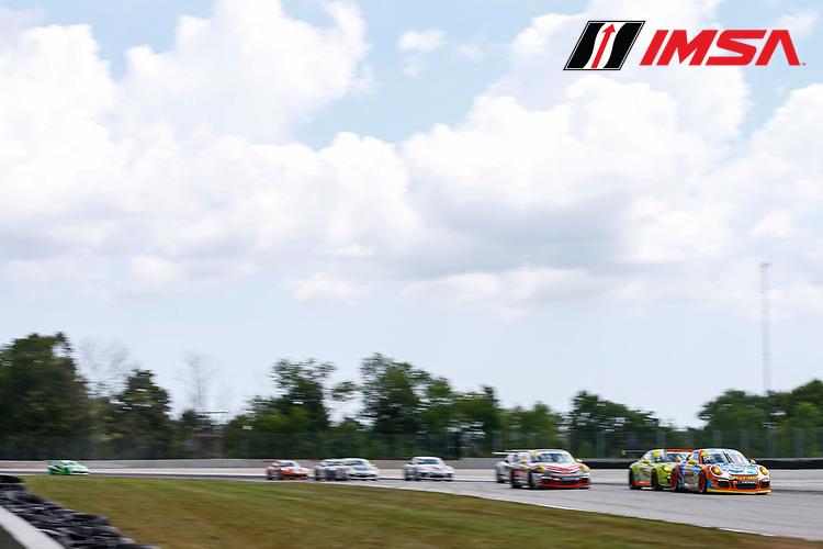 #52 Kelly-Moss Road and Race, Porsche 991 / 2014, GT3G: Kurt Fazekas