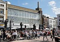 Warenhuis V&D in het centrum van Dordrecht