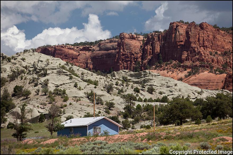 Arizona-Route 66<br /> Sur la route de Chimie