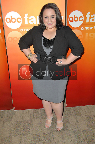 Nikki Blonsky<br /> at the Disney ABC Television Group Summer Press Junket, ABC Studios, Burbank, CA. 05-15-10<br /> David Edwards/Dailyceleb.com 818-249-4998