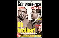 Convenience Store - Magazine cover -