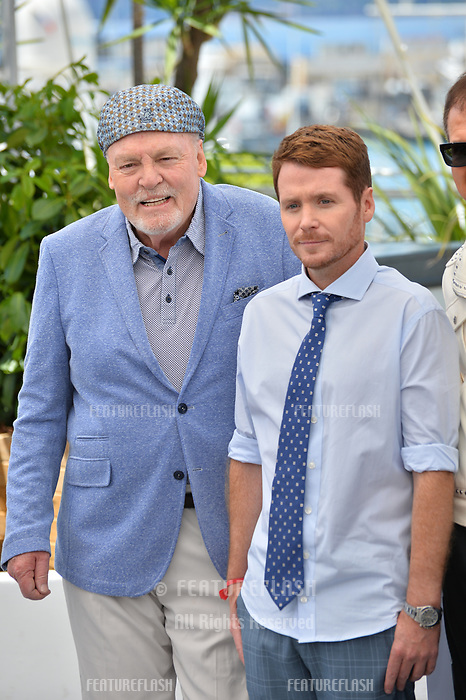 Stacy Keach &amp; Kevin Connolly at the photocall for &quot;Gotti&quot; at the 71st Festival de Cannes, Cannes, France 15 May 2018<br /> Picture: Paul Smith/Featureflash/SilverHub 0208 004 5359 sales@silverhubmedia.com