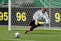 Manuel Neuer (D)<br /> WM-Team des DFB trainiert in der Commerzbank Arena *** Local Caption *** Foto ist honorarpflichtig! zzgl. gesetzl. MwSt. Auf Anfrage in hoeherer Qualitaet/Aufloesung. Belegexemplar an: Marc Schueler, Alte Weinstrasse 1, 61352 Bad Homburg, Tel. +49 (0) 151 11 65 49 88, www.gameday-mediaservices.de. Email: marc.schueler@gameday-mediaservices.de, Bankverbindung: Volksbank Bergstrasse, Kto.: 151297, BLZ: 50960101