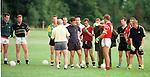 Meath Training in Navan..Pic Fran Caffrey / Newsfile