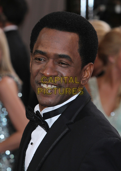 Dwight Henry.85th Annual Academy Awards held at the Dolby Theatre at Hollywood & Highland Center, Hollywood, California, USA..February 24th, 2013.oscars headshot portrait white shirt black bow tie tuxedo.CAP/ADM/SLP/COL.©Colin/StarlitePics/AdMedia/Capital Pictures