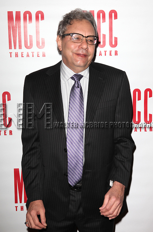 Lewis Black.attending the 'MISCAST 2012' MCC Theatre's Annual Musical Spectacular at The Hammerstein Ballroom in New York City on 3/26/2012. © Walter McBride / WM Photography