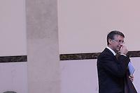 """Roma, 27 Novembre 2015<br /> Raffaele Cantone.<br /> Festival della Legalità: """"Io ho paura """"<br /> Convegno su immigrazione e terrorismo<br /> presso il Centro multimediale dell'Università degli studi Guglielmo Marconi"""