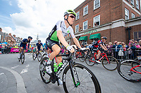 Picture by Allan McKenzie SWpix.com - 03/05/2018 - Cycling - 2018 Tour de Yorkshire - Stage 1: Beverley to Doncaster - The race rolls out from Beverley, Serge Pauwels.