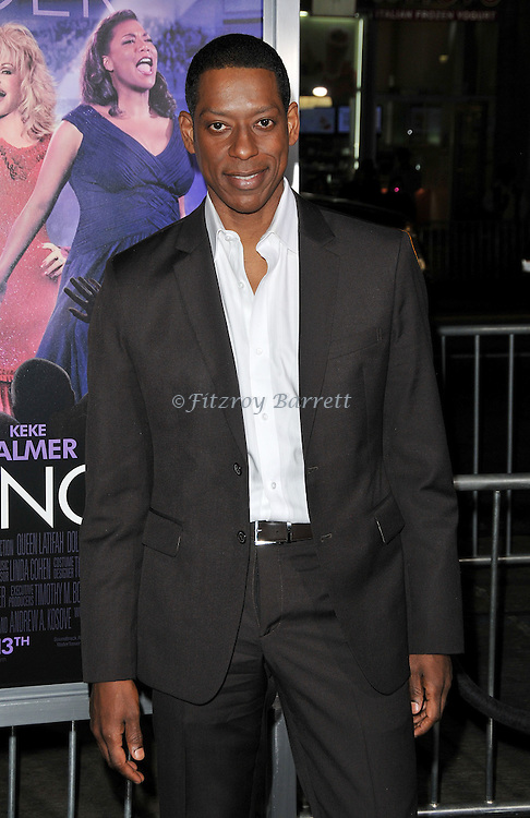Orlando Jones at the premiere of Joyful Noise held at Grauman's  Chinese Theatre in Hollywood, CA. January 9, 2012