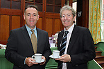 St.Mary's Principal John Weir and Fatima Principal Phillip Ward at the Fatima NS Parent Association Annual Coffee Morning...(Photo credit should read Jenny Matthews www.newsfile.ie)....This Picture has been sent you under the conditions enclosed by:.Newsfile Ltd..The Studio,.Millmount Abbey,.Drogheda,.Co Meath..Ireland..Tel: +353(0)41-9871240.Fax: +353(0)41-9871260.GSM: +353(0)86-2500958.email: pictures@newsfile.ie.www.newsfile.ie.