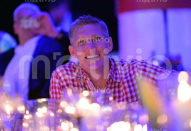 FUSSBALL   1. BUNDESLIGA   SAISON 2013/2014  34. SPIELTAG Deutscher Meister 14/15 FC Bayern Muenchen        10.05.2014 FC Bayern Bankett im Postpalast; Bastian Schweinsteiger