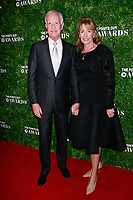 NEW YORK, NY - DECEMBER 4: Chesley Sullenberger and Lorraine Sullenberger at the Inaugural TPG Awards Ceremony at the Intrepid Sea-Air-Space Museum on December 4, 2018 in New York City. <br /> CAP/MPI99<br /> &copy;MPI99/Capital Pictures