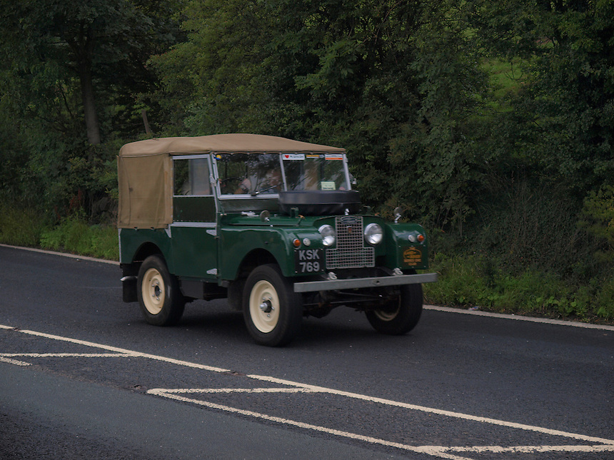 Land Rover Series One - 1953