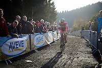 Ian McPherson (USA)<br /> <br /> Superprestige Francorchamps 2014
