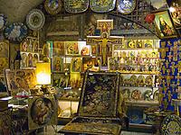 ITA, Italien, Umbrien, Assisi: Devotionalien   ITA, Italy, Umbria, Assisi: devotional objects