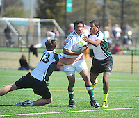 2013 PLEASANTON CAVALIERS RUGBY ACTION
