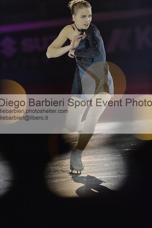 19 dicembre 2015, TURIN, ITALY - Si volge al Palavela di Torino il consueto Golden Skate Awards e Capodanno on Ice.