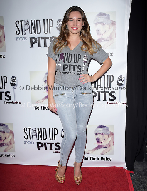 Kelly Brook attends The 4th Annual Stand Up for Pits event at the Hollywood Improv in West Hollywood, California on November 02,2014                                                                               © 2014 Hollywood Press Agency