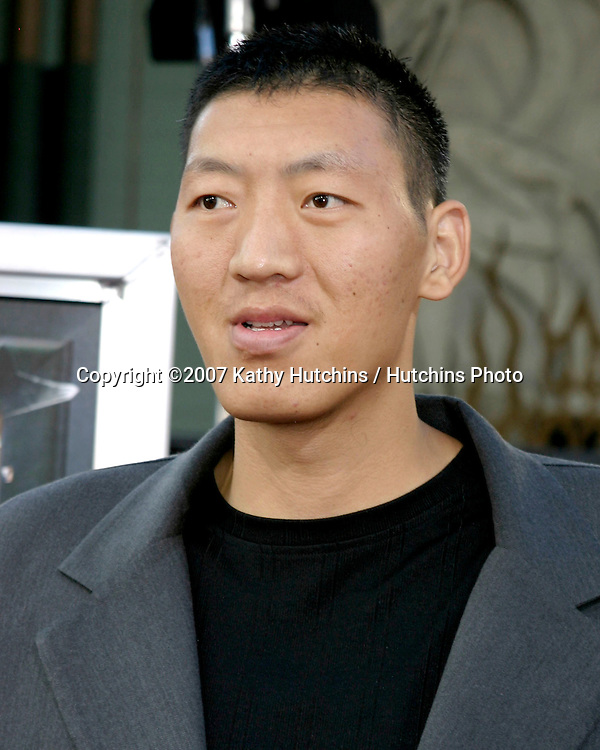 "Sun Ming Ming.""Rush Hour 3"" Premiere.Grauman's Chinese.Los Angeles, CA.July 30, 2007.©2007 Kathy Hutchins / Hutchins Photo...."
