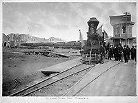 The Lincoln Funeral Train, Philadelphia<br /> <br /> Published April 22Ð24, 1865