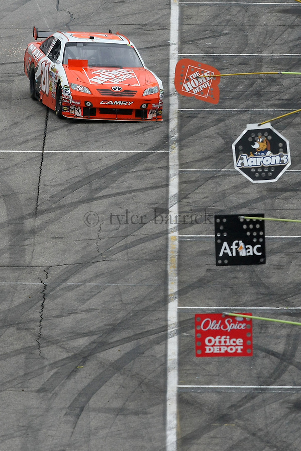 New Hampshire Motor Speedway.Joey Logano.© 2009, Tyler Barrick. ....
