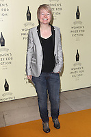Sarah Waters arriving for the Baileys Women's Prize for Fiction Awards, at the Royal Festival Hall, London. 04/06/2014 Picture by: Alexandra Glen / Featureflash
