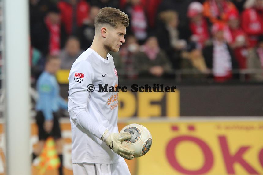 Loris Karius (Mainz) - 1. FSV Mainz 05 vs. Borussia Dortmund, Coface Arena, 14. Spieltag