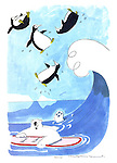 'Surf's up!'