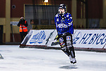Uppsala 2013-11-13 Bandy Elitserien IK Sirius - IFK Kung&auml;lv :  <br /> Sirius Ilja Grachev g&ouml;r m&aring;lgest efter att ha gjort 1-0<br /> (Foto: Kenta J&ouml;nsson) Nyckelord:  jubel gl&auml;dje lycka glad happy