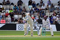 Black Caps v West Indies - 1st Test, Day 2 at Basin Reserve, Wellington, New Zealand on Saturday 2 December.<br /> Photo by Masanori Udagawa. <br /> www.photowellington.photoshelter.com