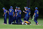 NELSON, NEW ZEALAND - OCTOBER 27:  50 Over Cricket ACOB v Wakatu on October 27 2018 in Nelson, New Zealand. (Photo by: Evan Barnes Shuttersport Limited)