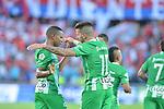 Atlético Nacional venció 4-1 a Independiente Medellín. Fecha 10 Liga Águila II-2019.