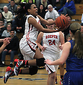 Birmingham Roeper at Waterford OL Lakes, Girls Varsity Basketball, 2/29/16
