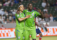 Chivas USA vs Seattle Sounders, August 25, 2012