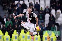 Matthijs de Ligt of Juventus <br /> Torino 1-12-2019 Juventus Stadium <br /> Football Serie A 2019/2020 <br /> Juventus FC - US Sassuolo 2-2 <br /> Photo Federico Tardito / Insidefoto