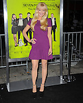 Charlotte Ross at The CBS Films L.A. Premiere of Seven Psychopaths Premiere held at The Bruin Theatre in Westwood, California on October 01,2012                                                                               © 2012 Hollywood Press Agency