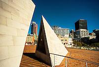 Wellington City Landmarks: Civic Square, Wellington, New Zealand on Tuesday, 20 October 2015. Photo: Dave Lintott / lintottphoto.co.nz