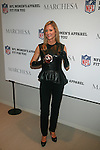 WASHINGTON REDSKINS' TANYA SNYDER ATTENDS NFL & VOGUE CELEBRATE NFL WOMEN'S APPAREL & UNVEIL MARCHESA DESIGN AT THE NATIONAL FOOTBALL LEAGUE, NY  10/2/12