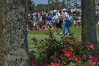 Sergio Garcia (ESP) heads down 3 during round 1 of The Players Championship, TPC Sawgrass, at Ponte Vedra, Florida, USA. 5/10/2018.<br /> Picture: Golffile | Ken Murray<br /> <br /> <br /> All photo usage must carry mandatory copyright credit (&copy; Golffile | Ken Murray)