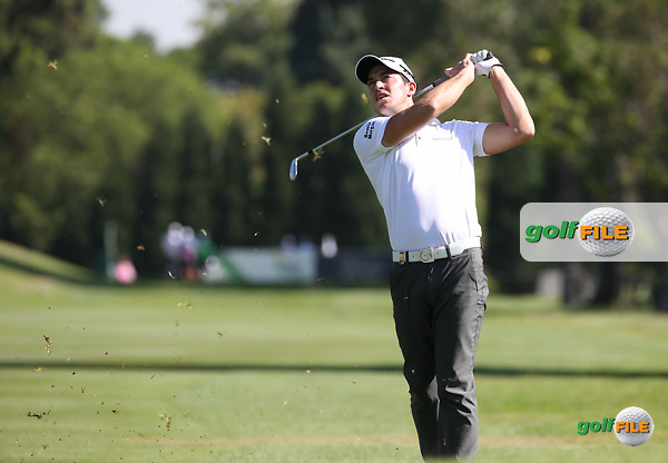 James Robinson (ENG) during Round One of the 2016 Tshwane Open, played at the Pretoria Country Club, Waterkloof, Pretoria, South Africa.  11/02/2016. Picture: Golffile   David Lloyd<br /> <br /> All photos usage must carry mandatory copyright credit (&copy; Golffile   David Lloyd)