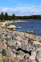 Arabia Stranden in Helsinki, Finnland
