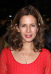 Jessica Hecht attending the Opening Night Performance of the Roundabout Theatre Production of  'If There Is I Haven't Found It Yet' at the Laura Pels Theatre in New York City on 9/20/2012.
