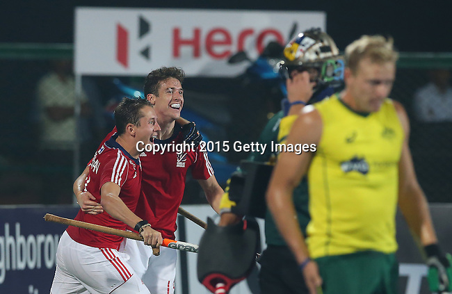 Hero Hockey League World Final - Day 3 | GB & England Hockey