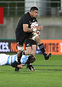 9th September 2017, Yarrow Stadium, New Plymouth. New Zealand; Supersport Rugby Championship, New Zealand versus Argentina; New Zealands Vaea Fifita Rugby