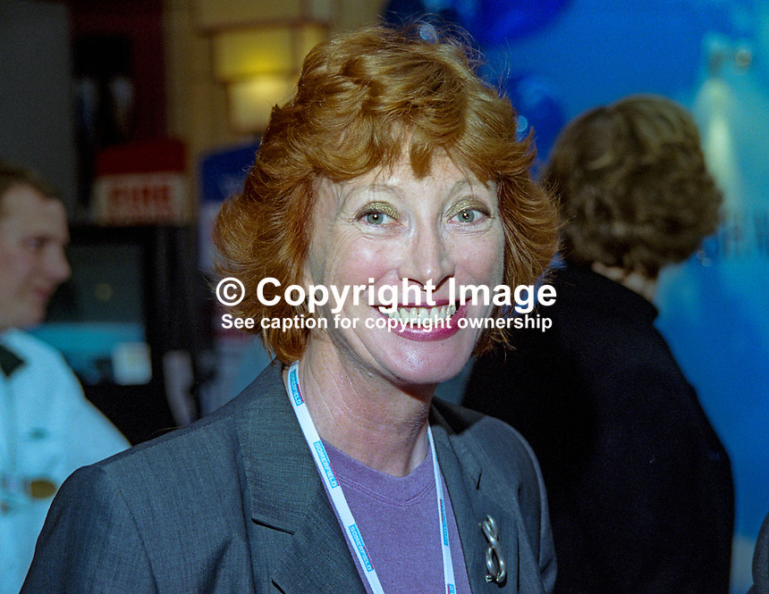 Baroness Patricia Hollis, Life Peer, UK, Labour Party,  199810127.<br />