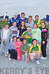 FOOTBALLER: Barry John Walsh of the Kerins O Rahillys Minor Team who with many juvenile fottballer of KOR at the official opening of Pa?irc Ui? Ealaithe, Ballyrichard, Tralee on Saturday..   Copyright Kerry's Eye 2008