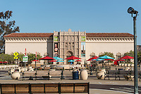 The San Diego Museum of Art at Ballboa Park in San Diego California